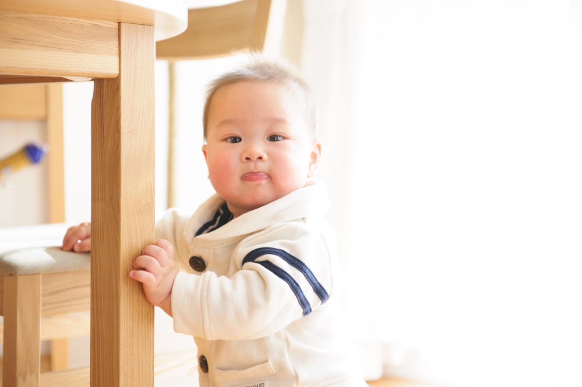 生後9ヶ月の赤ちゃんの特徴とは...