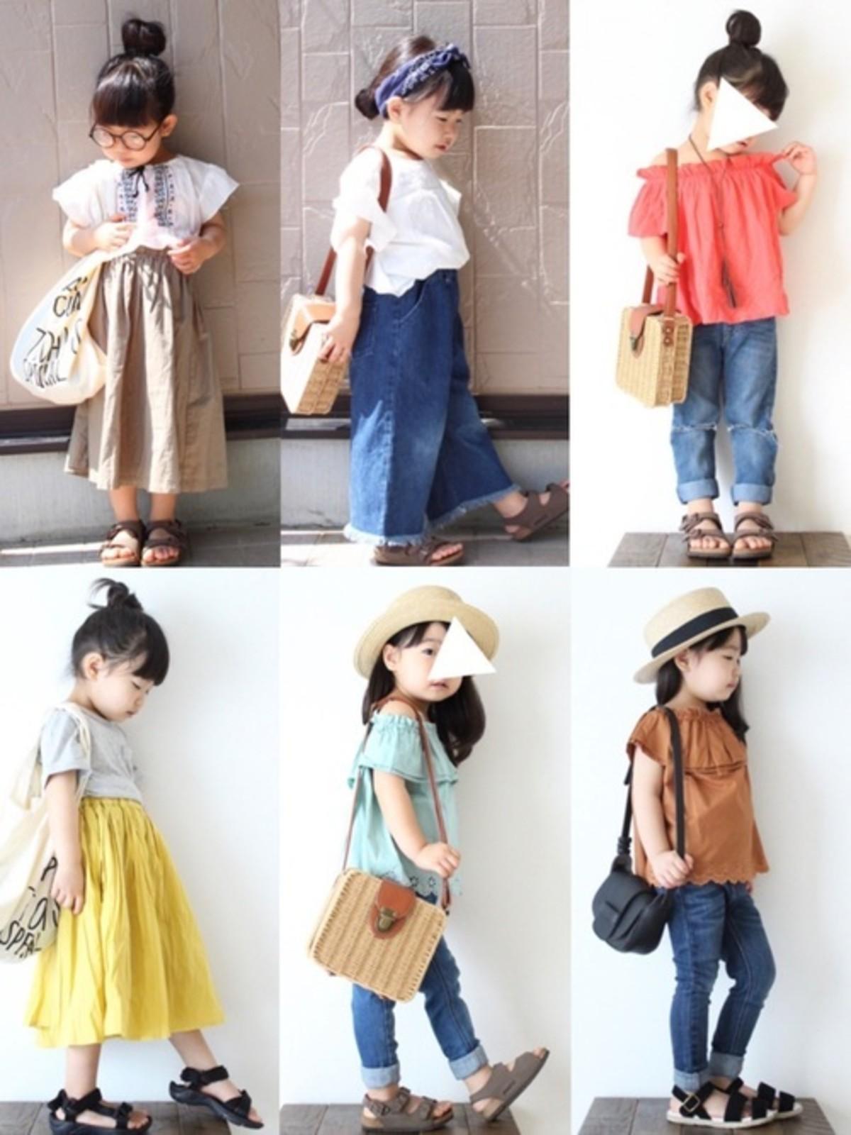 可愛すぎる3歳児ファッションリーダー!teiccoちゃんのコーデをご紹介