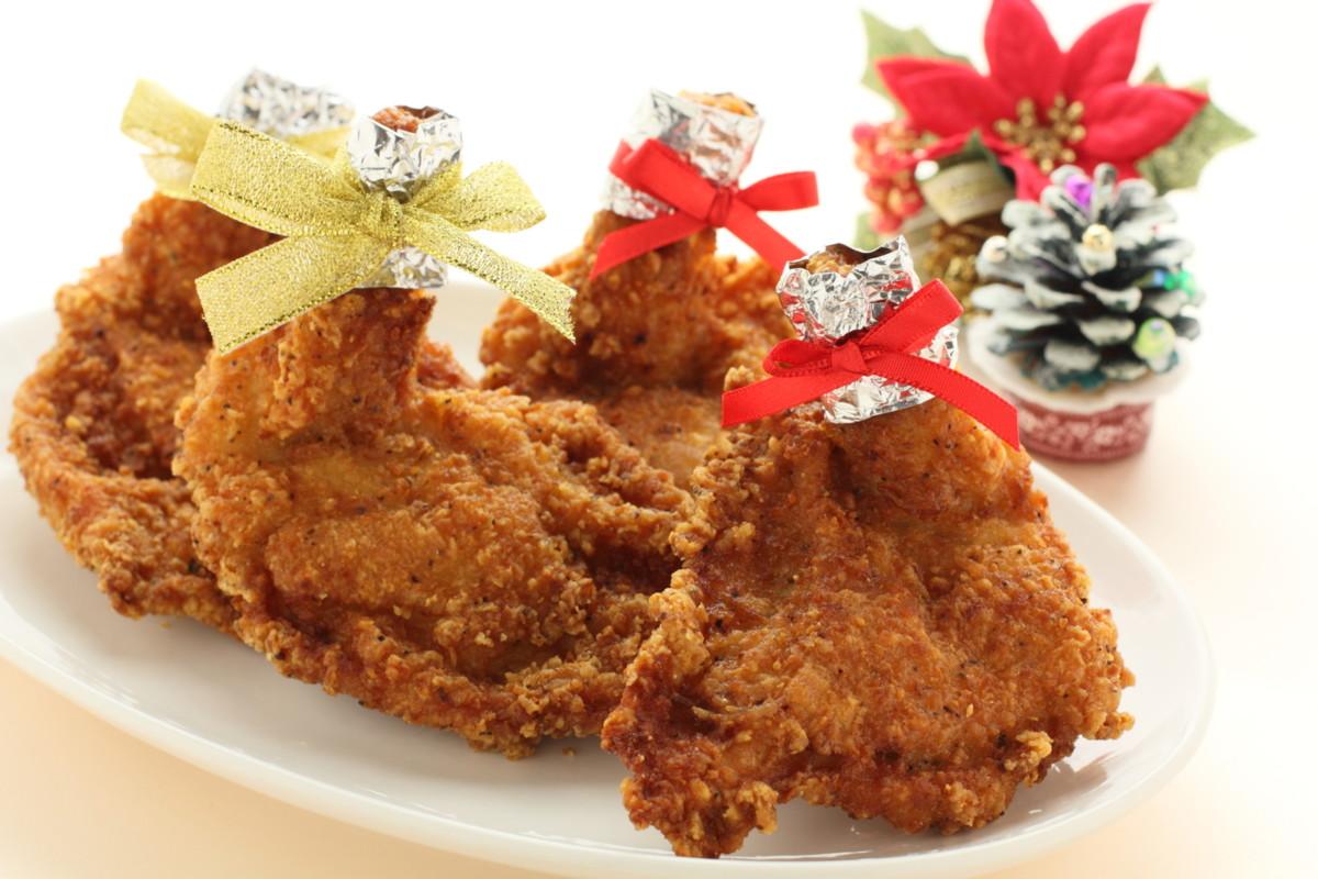 「クリスマス チキン」の画像検索結果