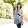 妊娠32週目は胎児の肺機能が完成間近!母乳が出始める妊婦もいます