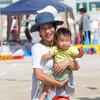 ユニクロアイテムで作るママ・パパ家族みんなのプチプラ運動会コーデ♡