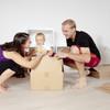 子供におすすめの自分で作れるおもちゃ!ダンボールハウス10選