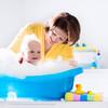 新生児の沐浴はいつから?タイミングは?毎日入れてもいいの?手順・方法まとめ