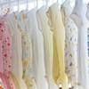 新生児の服は洗濯後に外に干しても問題ないの?