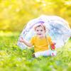 傘用のクリアデコレーションシールがダイソーに登場!子供用のビニール傘をデコっちゃおう♪