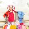 赤ちゃん連れの初めての旅行。どんな持ち物が必要なの?
