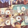 プチプラ北欧グッズでパーティーのテーブルをステキにコーディネイト☆