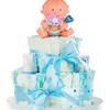 出産祝いにおむつケーキをプレゼントしよう!選び方とおすすめ商品10選