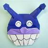 折り紙をしよう!簡単な折り方でかわいいキャラクターを折っちゃおう