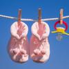 これでもう悩まない。ベビー服のお洗濯を大公開!