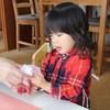 ママ大好き!3歳の女の子が母の日にはじめての贈り物