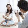 にっこり笑ってぱしゃり!写真を撮るときに赤ちゃんを笑わせるワザ7選
