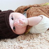 最高のかわいさ。今年は耳つき帽子で赤ちゃんと秋を楽しもう!