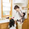 子育て中、家事をするときはどんな工夫をしている?先輩ママに聞いてみた