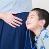 妊娠10ヶ月(臨月)の妊婦と胎児の様子。あと少しで出産です!