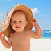 春の紫外線対策に。春夏に着用させたい、ベビー帽子6選