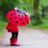 ママもレインコート?それとも歩き?雨の日のママチャリ通園どうしていますか