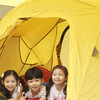 アウトドアや外遊び、災害時にも役立つ!ママでも簡単に設置できるワンタッチテント