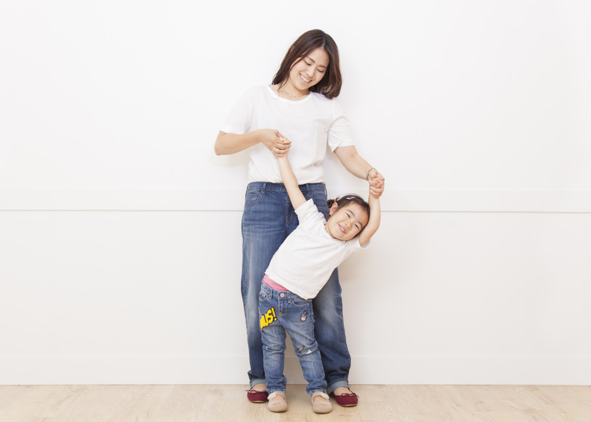 babyGap GapKids スーパーデニム ジーンズ キッズ ベビー リニューアル