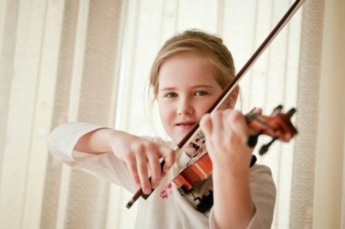 ヴァイオリン子供