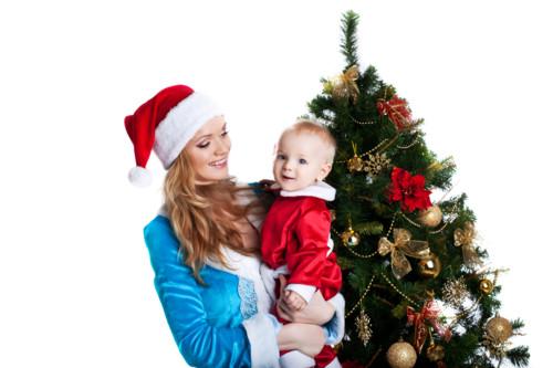 1歳~2歳の赤ちゃんとクリスマス