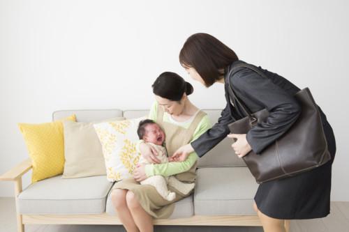 出産や育児への理解
