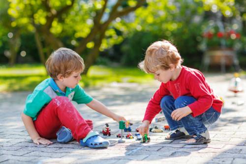 3歳の男の子のおもちゃ
