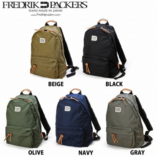 FREDRIK PACKERS フレドリック パッカーズ リュック 500 DAY PACK