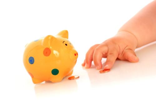 貯金 赤ちゃん