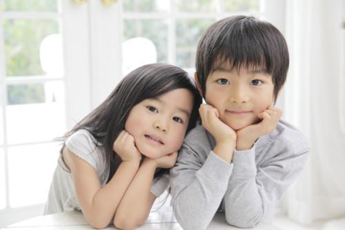 日本人 子供