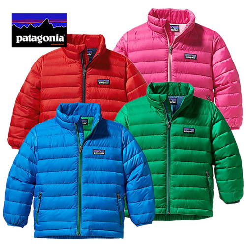 patagonia パタゴニア べビーダウンセーター