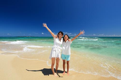 沖縄 家族 旅行