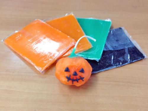 ハロウィンキャンドル手作りキット(10個分)