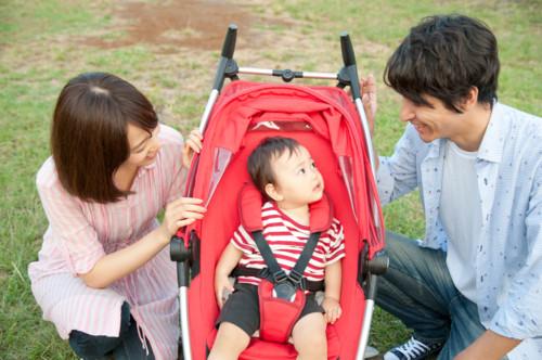 夫婦 日本人 赤ちゃん