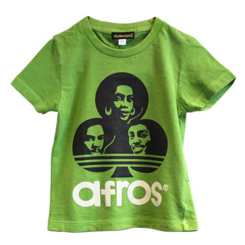 SoulsmaniaKids [ソウルズマニアキッズ] / AFROS T-shirt [半袖Tシャツ] 90cm 100cm 110cm 120cm 130cm