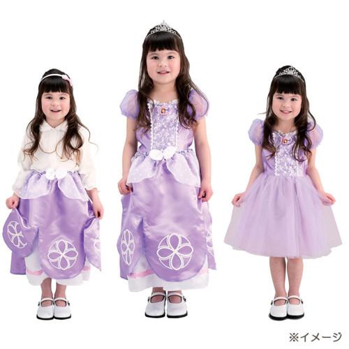 ちいさなプリンセスソフィア かわいい3WAYドレス