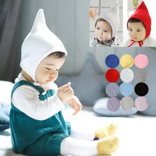 コットンエンジェルとんがり帽子★