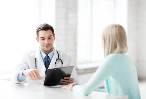 排卵日の症状が辛い場合は病院へ