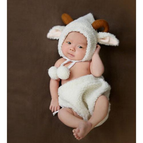 羊の着ぐるみ