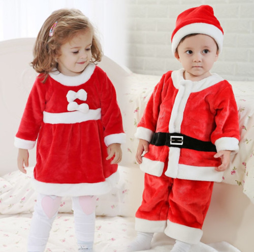 サンタの着ぐるみ