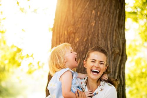 「ママの笑顔 写真」の画像検索結果