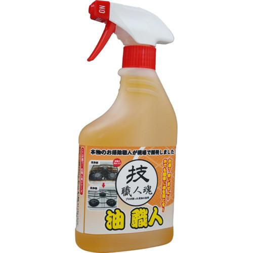 油職人 油用合成洗剤 500ml