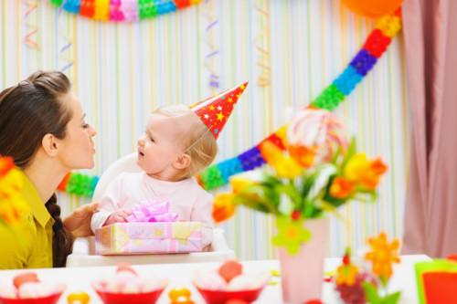 誕生日 パーティ
