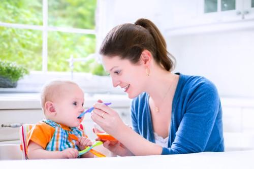 離乳には個人差がある!赤ちゃんのペースに合わせて進めていきましょう