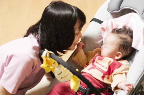 乳児 話す