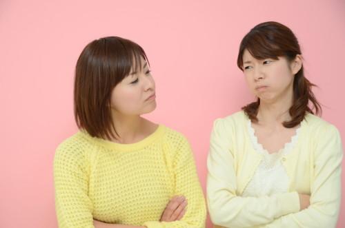 女性 喧嘩