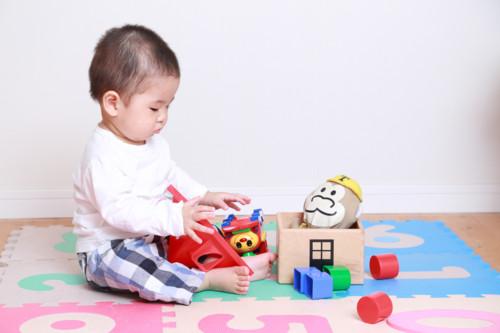 1歳児 部屋