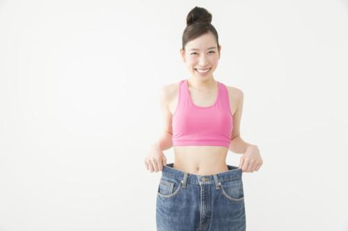 女性 目標 痩せる