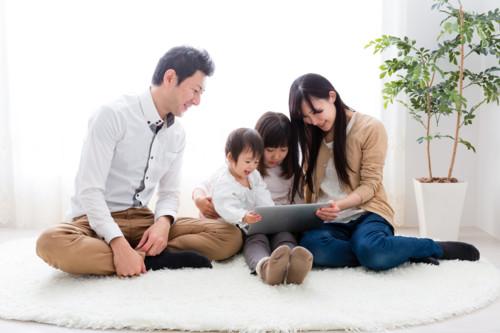 赤ちゃん パソコン 日本人