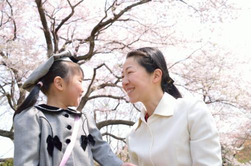 入園式 ママ